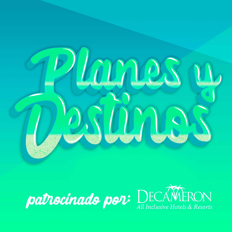 Planes y Destinos