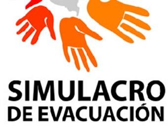 Resultado de imagen de simulacro de evacuacion