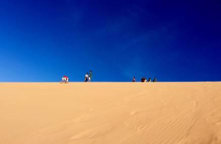 Viva lo auténtico; hay un mundo nuevo ante todos en la Península de La Guajira.