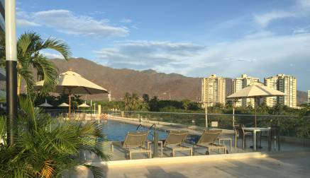 En Fotos: Hotel Mercure Emile Santa Marta