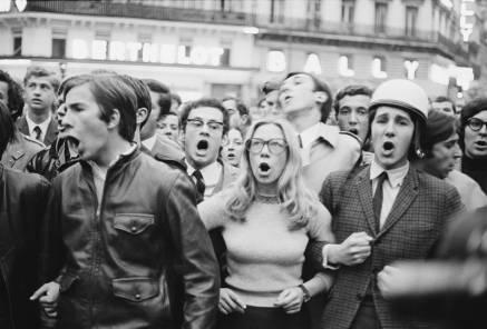 Mayo del 68, el de la utopía