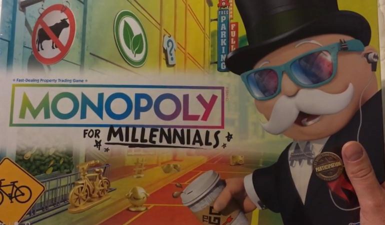 Monopoly Para Milenials El Juego De Hasbro Ha Causado Gran Polemica