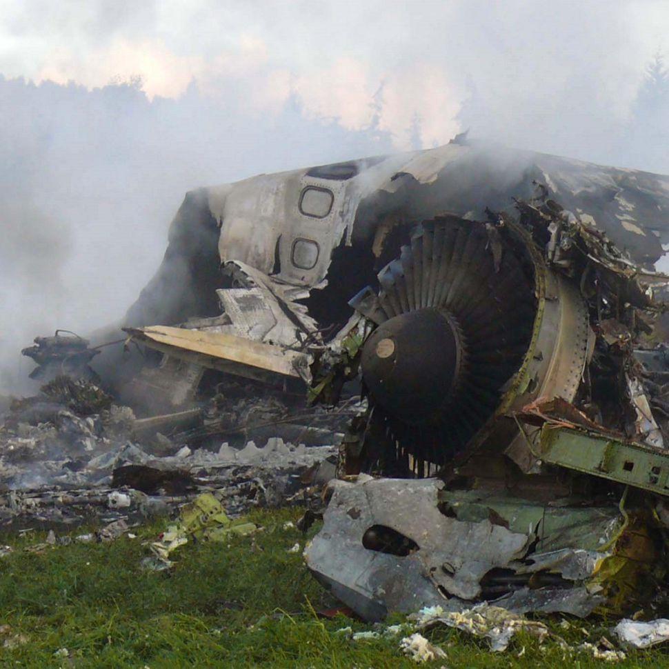 El vuelo AV 011 accidentado hace 35 años