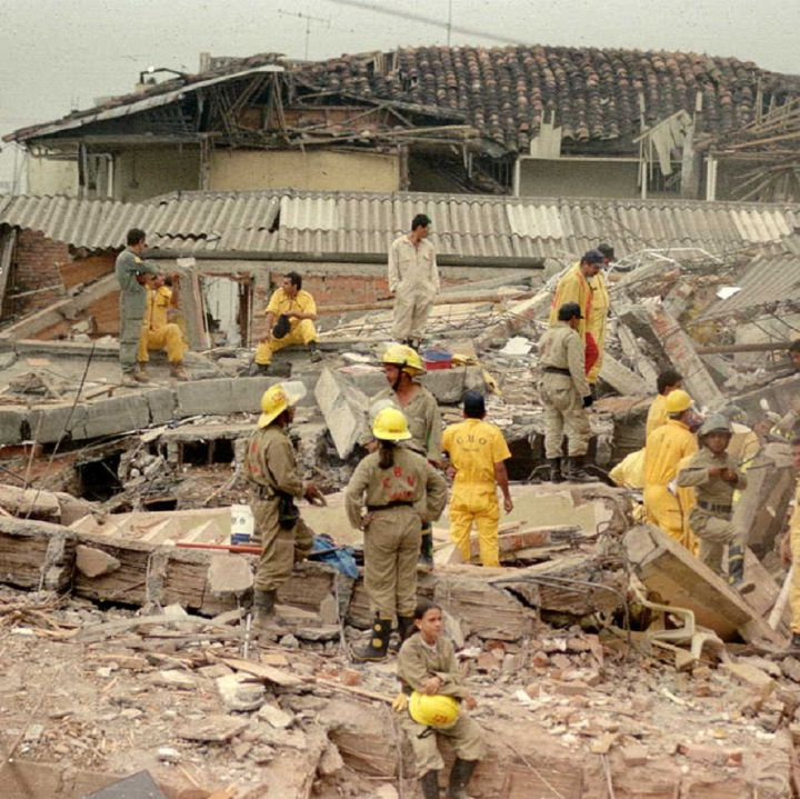 1999: Terremoto en el Eje Cafetero