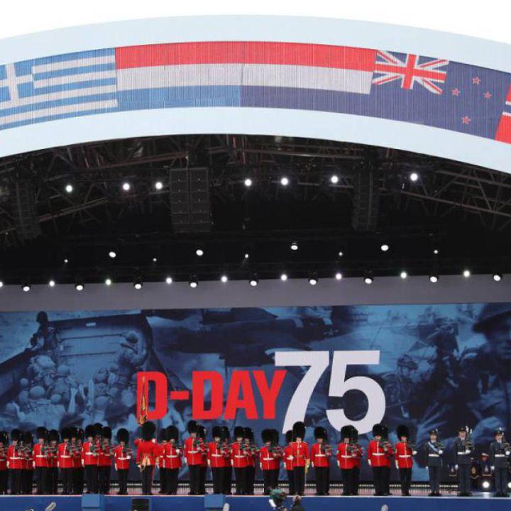 Día D, 75 años del Desembarco de Normandía