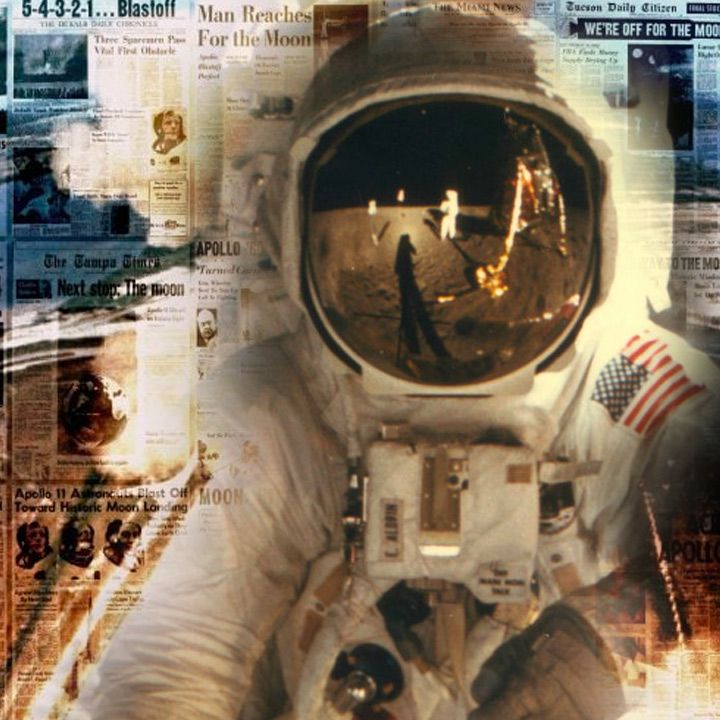 50 años de la huella del hombre en la Luna