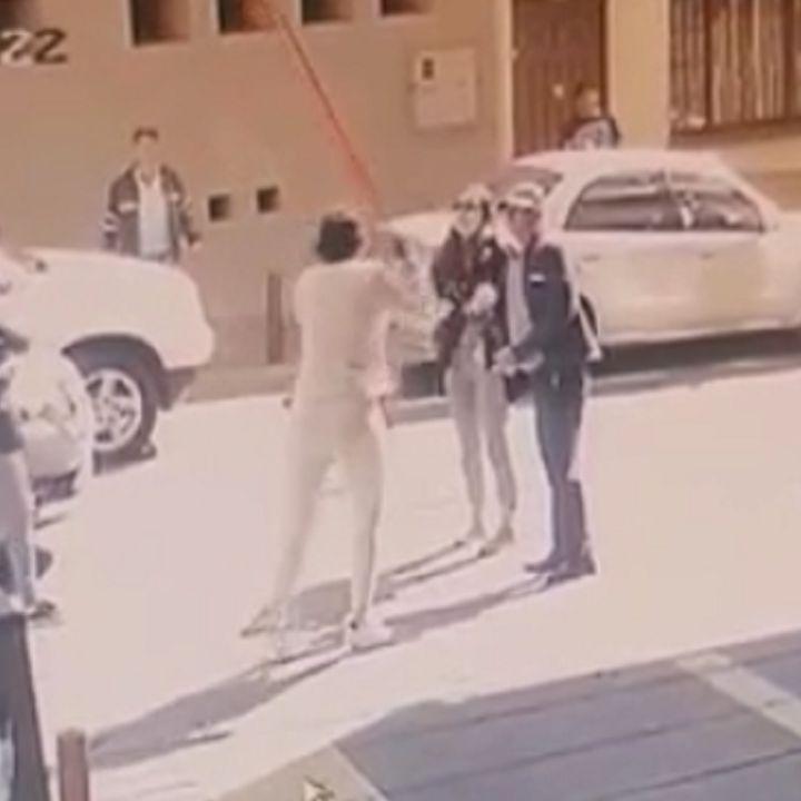 """La ex congresista Aída Merlano protagoniza fuga """"de película"""" en Bogotá"""