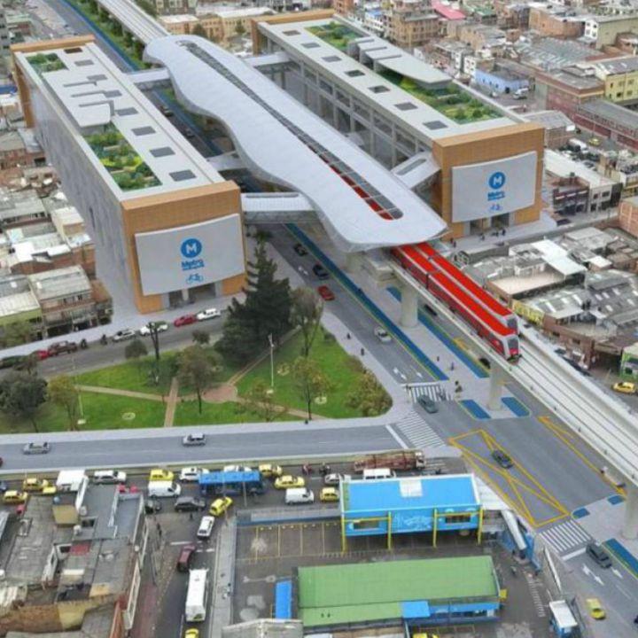 Al fin licitarán el Metro para Bogotá