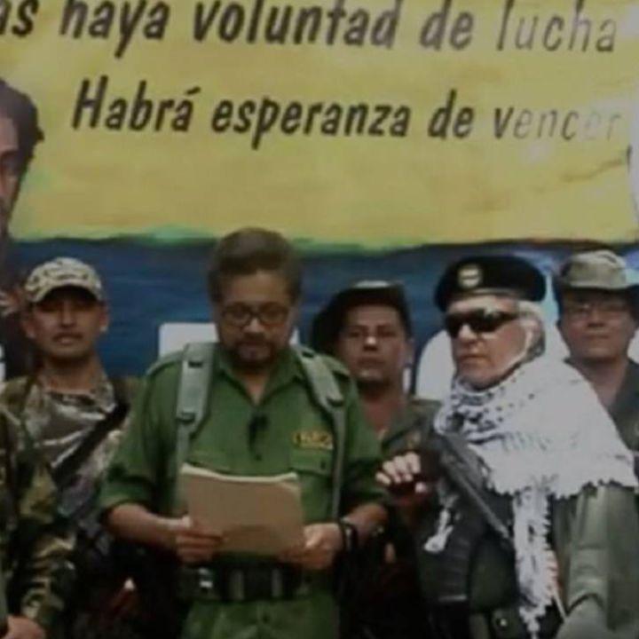 Partido FARC expulsó a rearmados