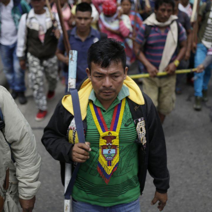 Dolor nacional por indígenas de Tacueyó