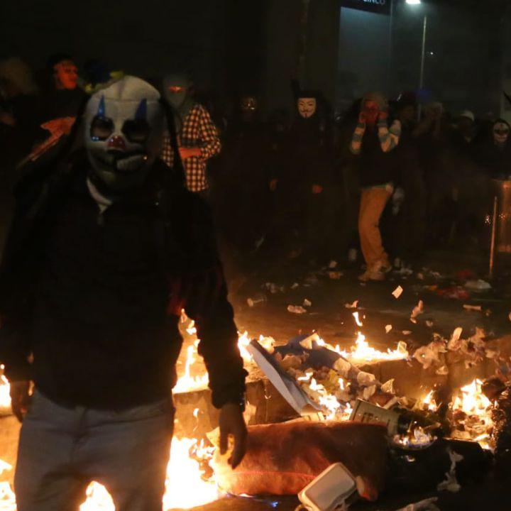 Vuelven las marchas estudiantiles
