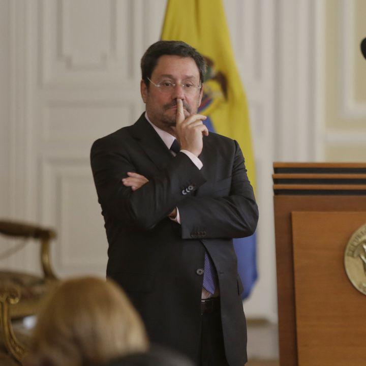 El audio de Francisco Santos que lo hizo devolver a Colombia