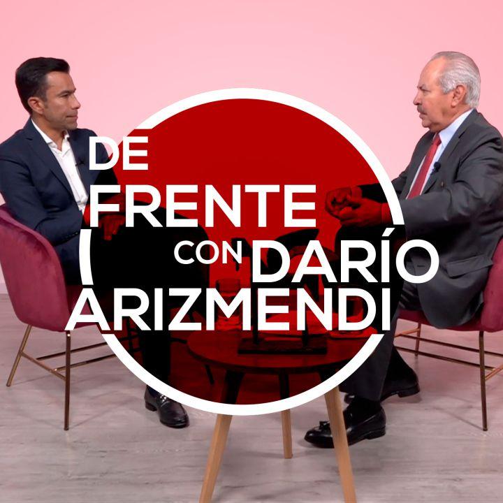 Jorge Emilio Rey De Frente con Darío Arizmendi