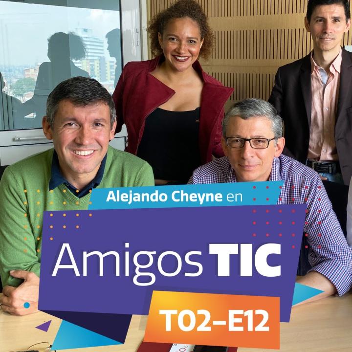 Alejandro Cheyne y la Universidad del Rosario