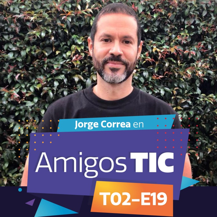 Jorge Correa y EatCloud