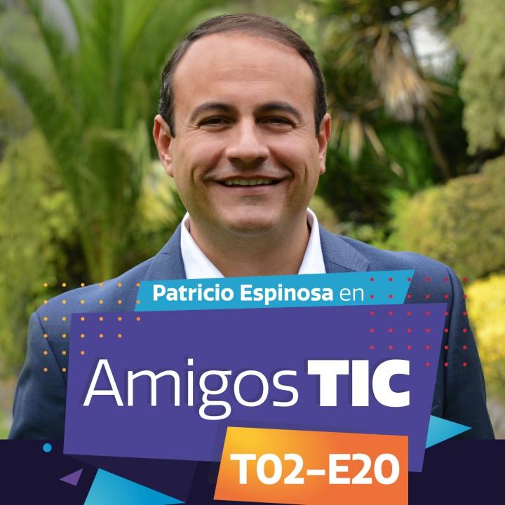 Patricio Espinosa e IBM