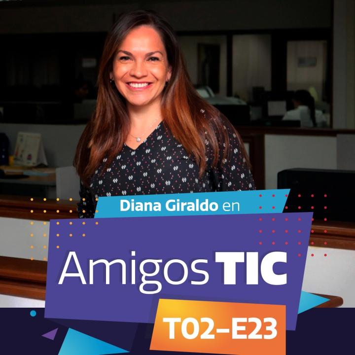 Diana Giraldo y Vanguardia