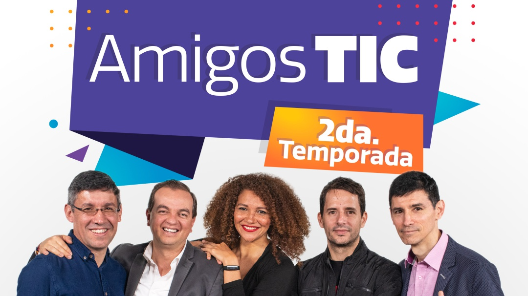 Amigos TIC en Digital Transforma 2020