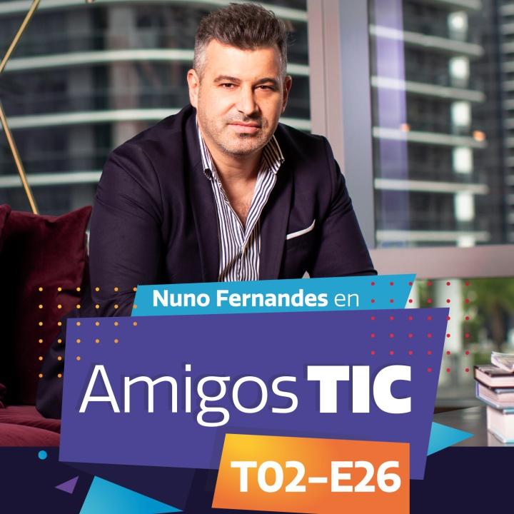 Nuno Fernandes e Ilumno