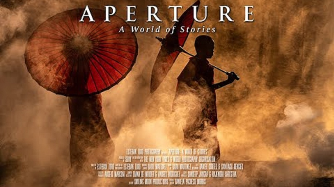 Esteban Toro presenta 'Aperture: a world of stories'