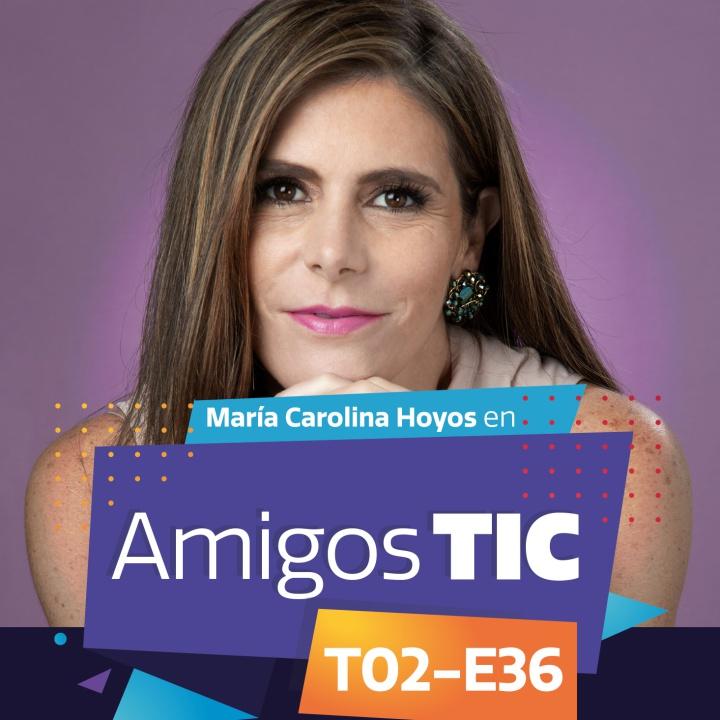 María Carolina Hoyos y Solidaridad por Colombia