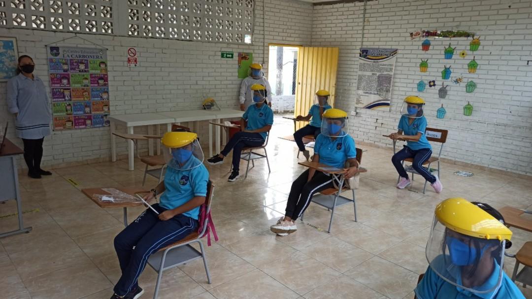 Maestros de Sucre retomarán clases, pero de manera virtual - Noticias de Colombia