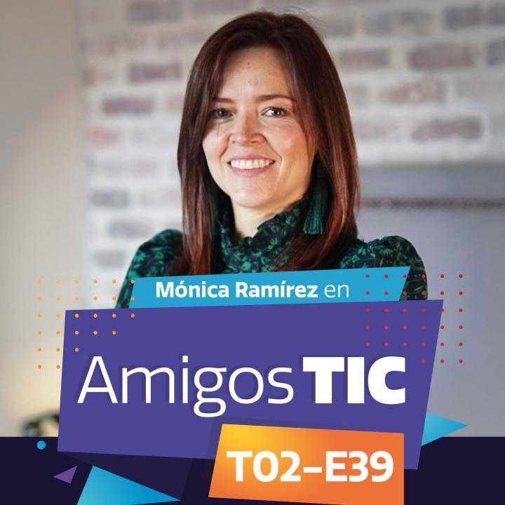 Mónica Ramírez y CoCrea