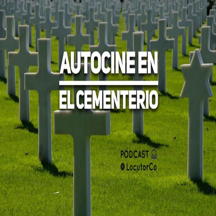 Autocine en el Cementerio