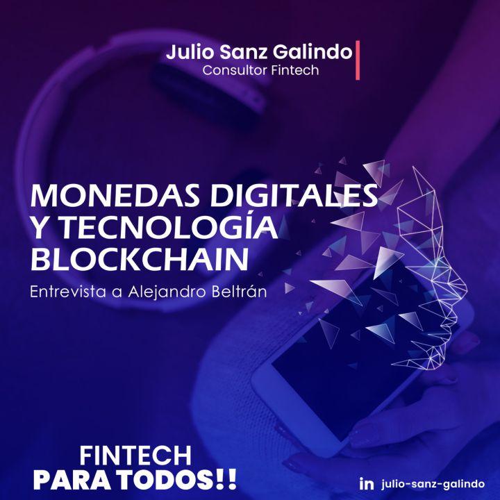 Monedas digitales y Tecnología Blockchain